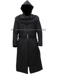 Star Wars 7 Kylo Ren Black Cosplay Costume