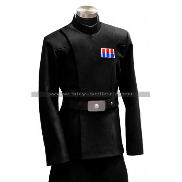 Star Wars Imperial Officer Galactic Empire Coat