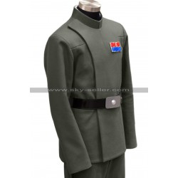 Star Wars Galactic Empire Imperial Officer Military Uniform Costume