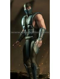 Sub-Zero Mortal Kombat X Kuai Liang Leather Costume