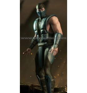 Sub-Zero Mortal Kombat X Kuai Liang Leather Costume