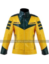 Yuki Mori Space Battleship Yamato Leather Jacket