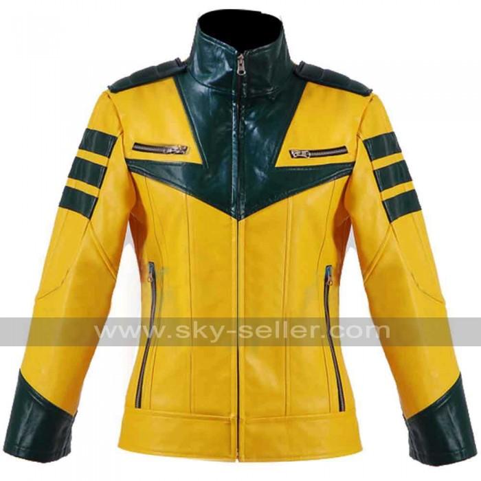 Yuki Mori Space Battleship Yamato Leather Jacket