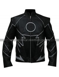 Zoom as Jay Garrick Flash S2 Black Costume Jacket