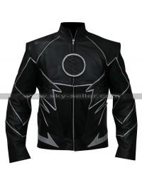 Zoom as Jay Garrick Flash S2 Black Costume Jacket