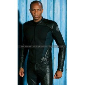 Agents of Shield Mike Peterson Leather Jacket