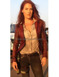 Ali Larter Resident Evil Final Claire Redfield Vest Jacket