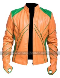 Aquaman Smallville Arthur Curry Leather Jacket
