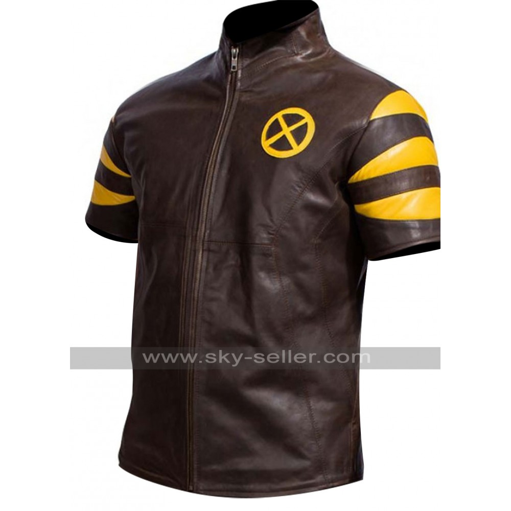 X men leather jackets