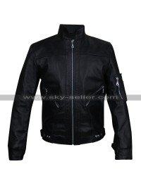 Believe Tour Justin Bieber Black Leather Jacket