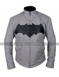 Bruce Wayne Batman v Superman Dawn of Justice Ben Grey Jacket