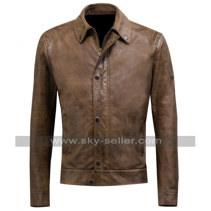 Chris Evans Avengers Age of Ultron Classic Blouson Captain Jacket