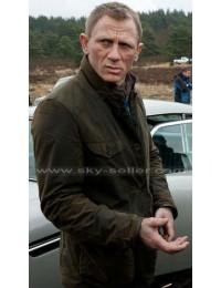 Daniel Craig Skyfall James Bond Veste Barbour Jacket
