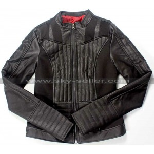 Darth Vader Star Wars Unisex Costume Leather Jacket