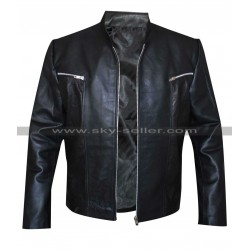 David Hewlett Stargate Atlantis Rodney Mckay Black Jacket