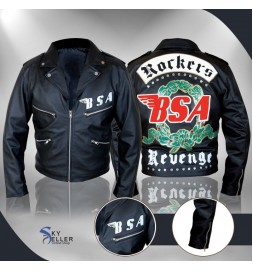BSA George Michael Faith Rockers Revenge Jacket