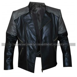 Dade Murphy Hackers Jonny Lee Miller Leather Jacket