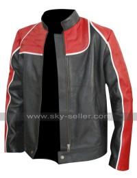 Jack Lupino Max Payne Amaury Nolasco Leather Jacket
