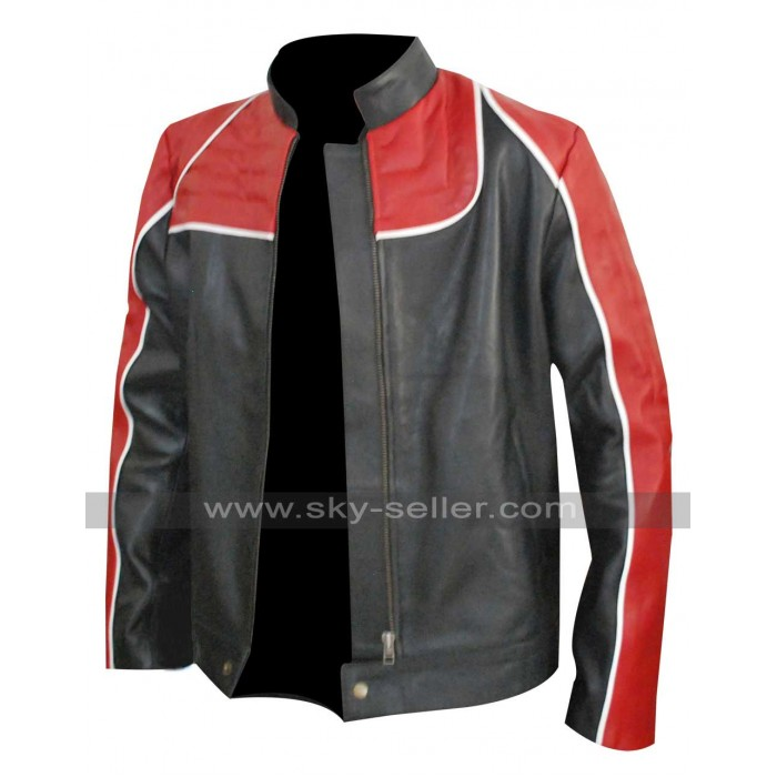 Jack Lupino Max Payne Amaury Nolasco Leather Jacket