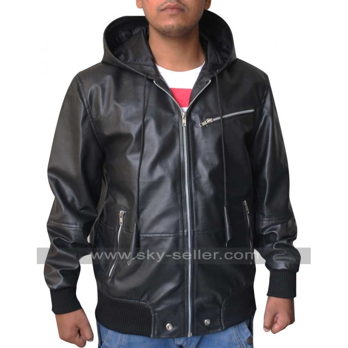 Jai Courtney Terminator Genisys Kyle Reese Bomber Jacket