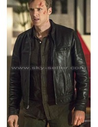 Jay Garrick Flash S2 Teddy Sears Black Leather Jacket