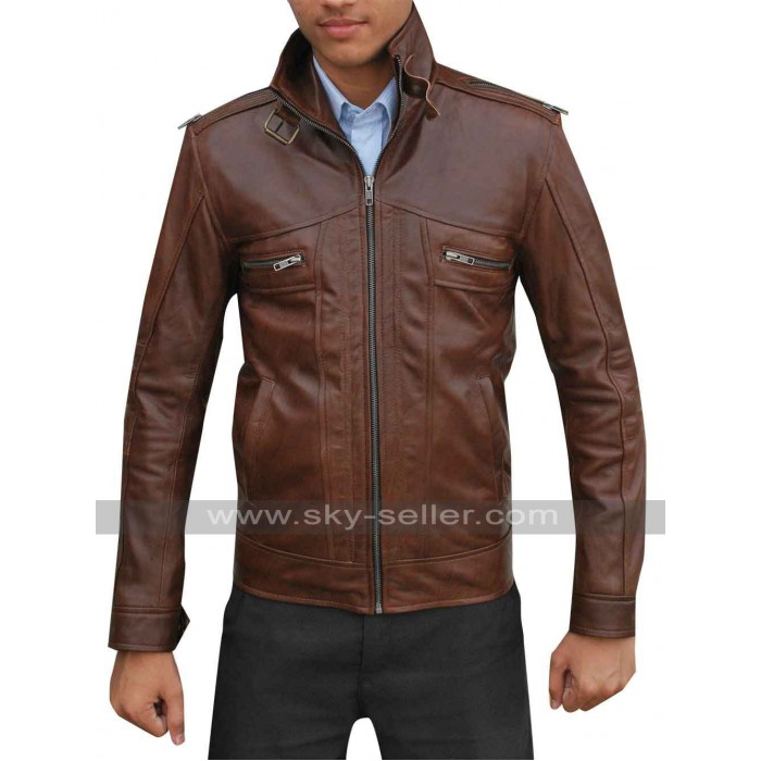 Jesse Metcalfe Dead Rising Watchtower Chase Jacket