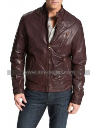 Joseph Gordon Levitt Don Jon Leather Jacket
