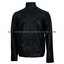 Kellan Lutz Extraction Harry Turner Leather Jacket