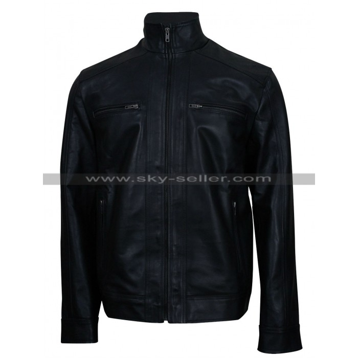 Kellan Lutz Extraction Harry Turner Leather Jacket