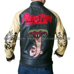 Kung Fury David Hasselhoff (Hoff 9000) Cobra Jacket