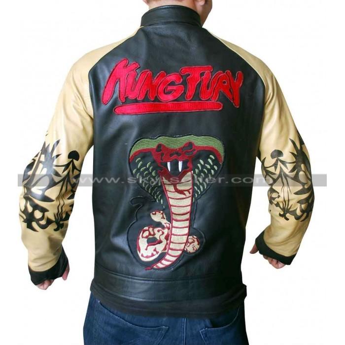 Kung Fury David Hasselhoff (Hoff 9000) Cobra Jacket