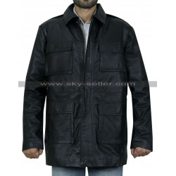 Midnight Run Bounty Hunter (Jack Walsh) Leather Jacket