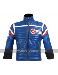 My Chemical Romance Party Poison Blue Jacket