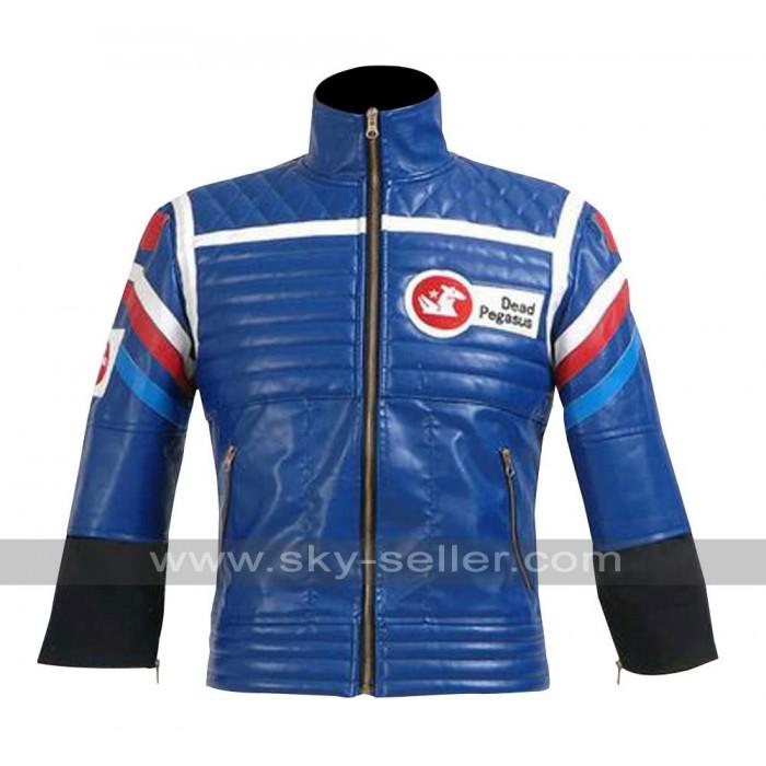 My Chemical Romance Party Poison Blue Jacket