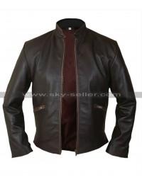 Sam Flynn Tron Legacy Garrett Hedlund Leather Jacket