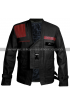 Star Wars Force Awakens Jacket | Finn Pilot Leather Jacket