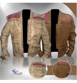 The Force Awakens Star Wars Finn (John Boyega) Leather Jacket