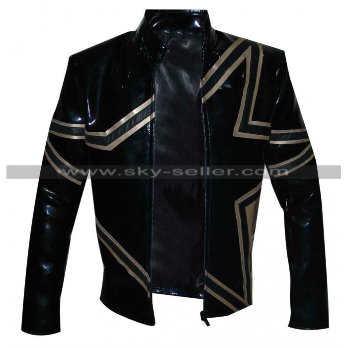 Stardust Cody Rhodes WWE Leather Jacket