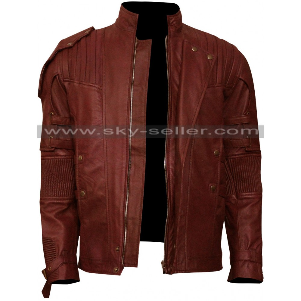 Starlord Guardians of the Galaxy Vol 2 Costume Jacket