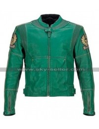 The Counselor Javier Bardem (Reiner) Leather Jacket
