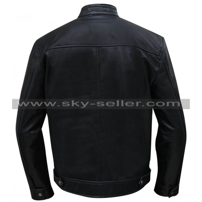 Reacher Never Go Back Tom Cruise Black Jacket