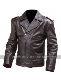 U Boot Officer Leather Jacket WW2