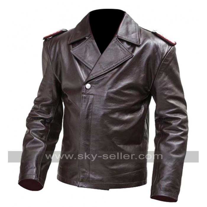 U Boot Officer Leather Jacket WW2