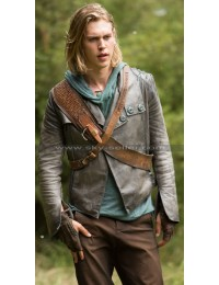Wil Ohmsford Shannara Chronicles Austin Butler Leather Jacket