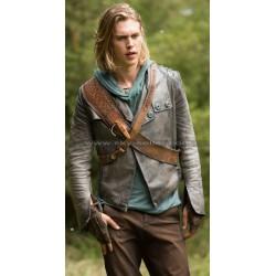 Wil Ohmsford Shannara Chronicles Austin Butler Leather Jacket