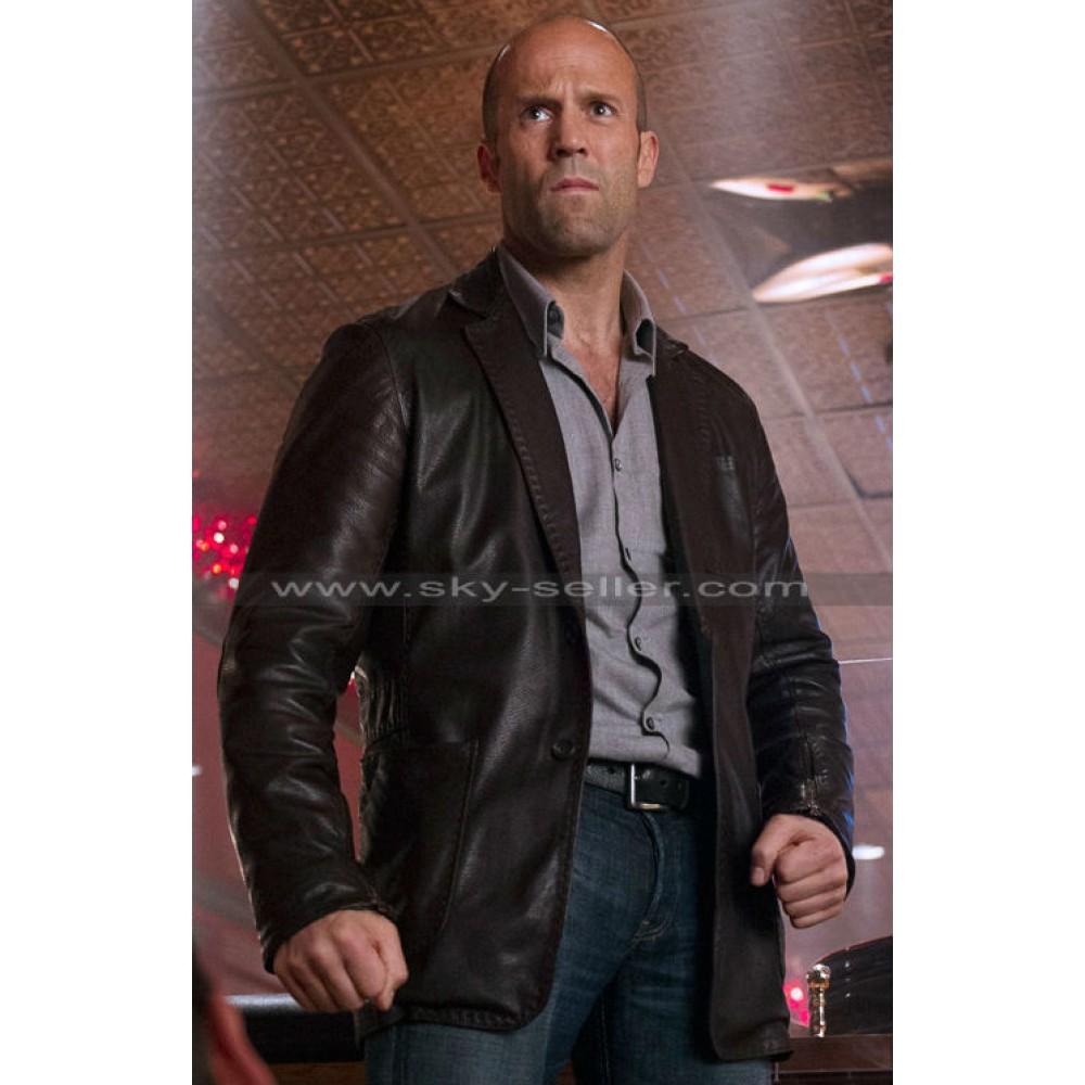 Wild Card Jason Statham (Nick Escalante) Leather Jacket