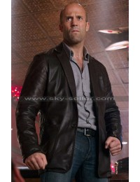 Wild Card Jason Statham (Nick Escalante) Leather Jacket