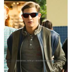 X-Men Apocalypse Cyclops (Tye Sheridan) Leather Jacket