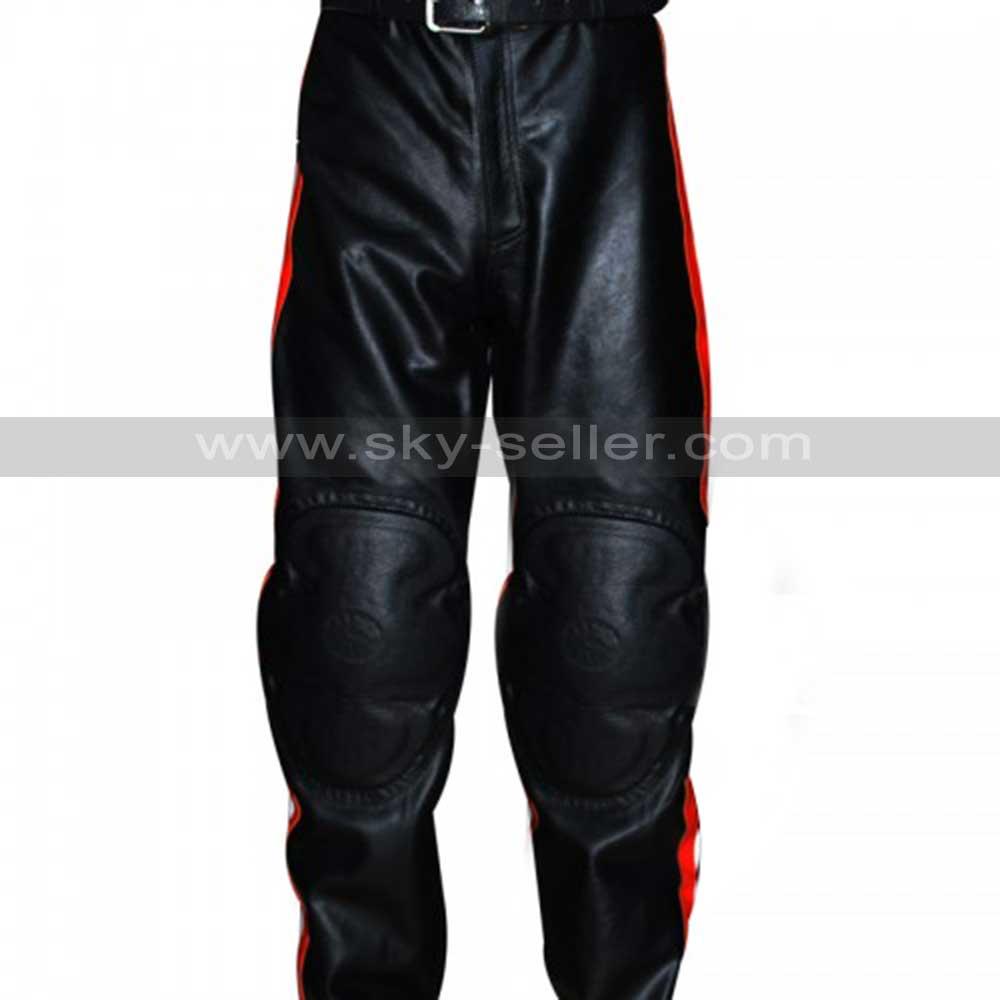 Harley Davidson & Marlboro Man Motorcycle Leather Pants