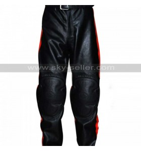 Harley Davidson & Marlboro Man Motorcycle Leather Pants